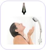 Douche-Watervitaliser Leliveld Acqua Cosino _