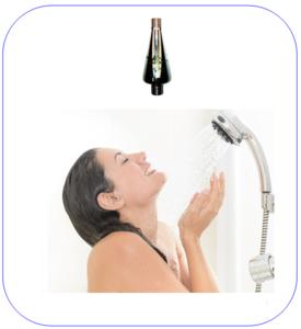 Douche-Watervitaliser Leliveld Acqua Cosino